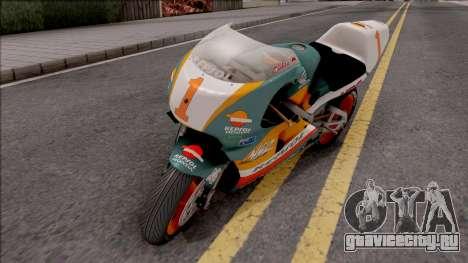 Honda NSR500 Mick Doohan для GTA San Andreas