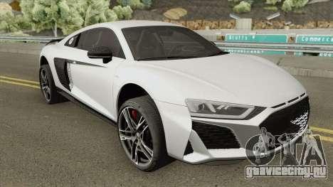 Audi R8 V10 Performance 2020 (HQ) для GTA San Andreas