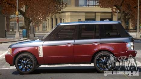 Range Rover Supercharged Y8 для GTA 4