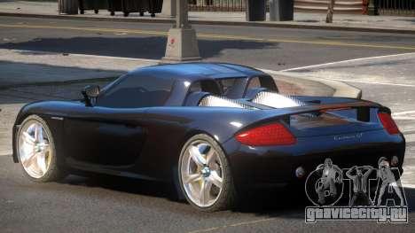 Porsche Carrera GT-S V1.0 для GTA 4