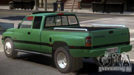 1994 Dodge Ram V1 для GTA 4