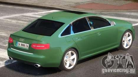 Audi RS6 M7 V1.1 для GTA 4