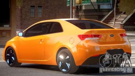 Kia Forte V1.0 для GTA 4