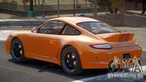 Porsche 911 Classic Y10 для GTA 4