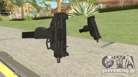 Micro SMG GTA IV для GTA San Andreas