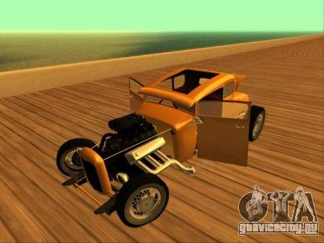 Модель 1928 Форд Хотрод для GTA San Andreas
