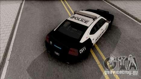 Dodge Charger Police Car 2020 для GTA San Andreas