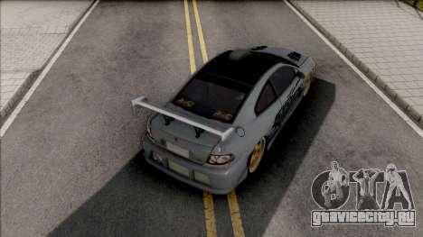 Pontiac GTO Tuning для GTA San Andreas