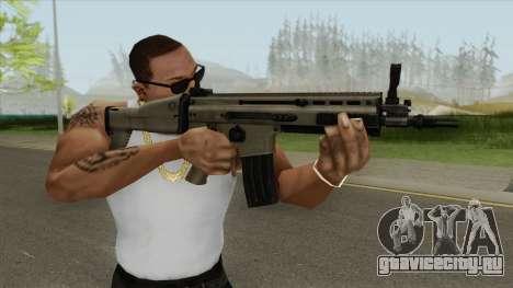 SCAR-L AR V2 для GTA San Andreas