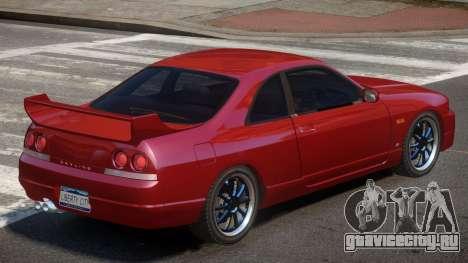 1998 Nissan Skyline GT-R для GTA 4