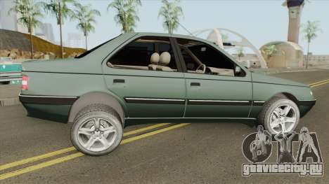 Peugeot 405 SLX TU5 для GTA San Andreas