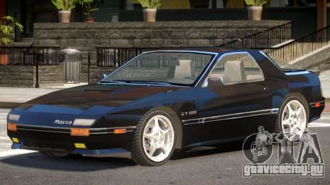 Mazda RX7 RS для GTA 4