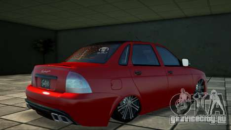 Lada 2170 Michigan для GTA San Andreas