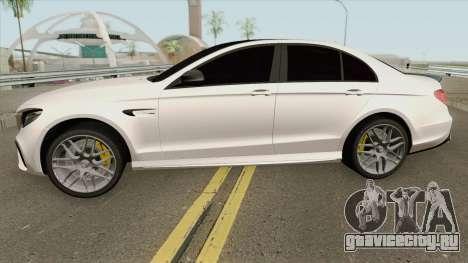 Mercedes Benz E63S (W213) для GTA San Andreas