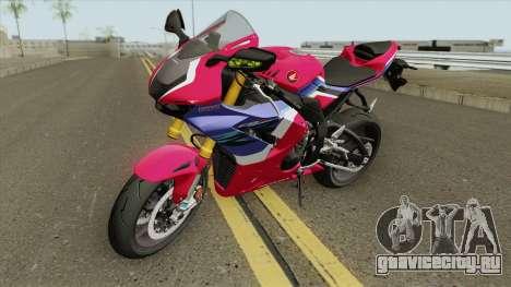 Honda CBR1000RR-R 2020 для GTA San Andreas