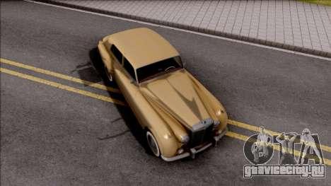 GTA V Enus Stafford для GTA San Andreas