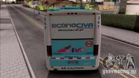 Comil Campione 3.45 Econociva для GTA San Andreas