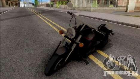 Kawasaki VN900 Custom для GTA San Andreas