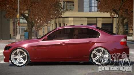 BMW 330i V1 для GTA 4