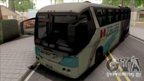 Comil Campione 3.45 Zbuss для GTA San Andreas