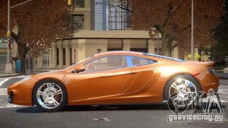 McLaren MP4 V1.0 для GTA 4