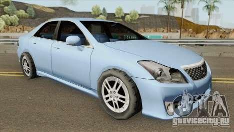 Toyota Crown Athlete (SA Style) 2010 для GTA San Andreas