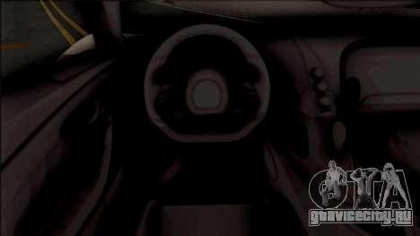 Bugatti Centodieci EB110 2020 Leaderboard для GTA San Andreas