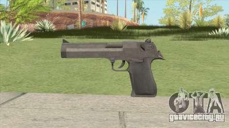 SOF-P IMI Desert Eagle для GTA San Andreas
