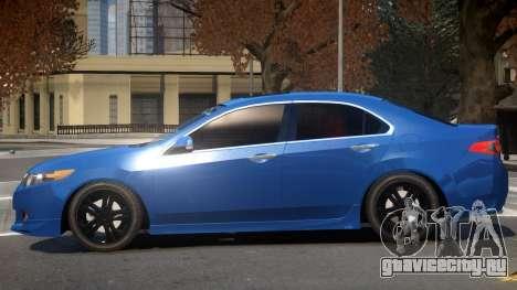 Honda Accord V1.1 для GTA 4