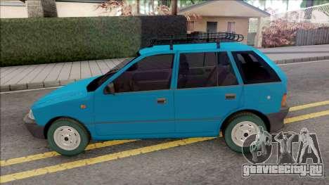 Suzuki Swift GLX 1996 для GTA San Andreas