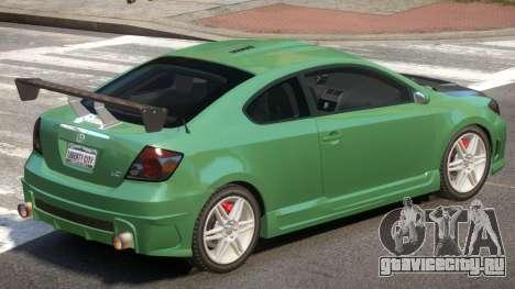 Toyota Scion S для GTA 4