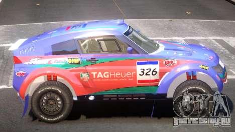 Mitsubishi Pajero Evo V1 PJ3 для GTA 4
