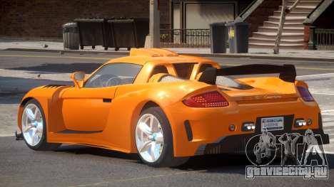 Porsche Carrera GT2 для GTA 4