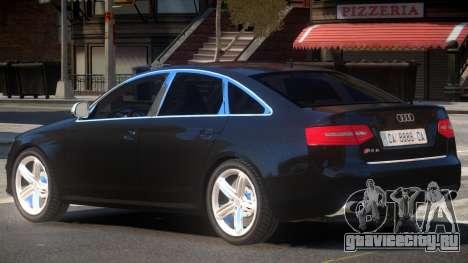 Audi RS6 Y10 для GTA 4