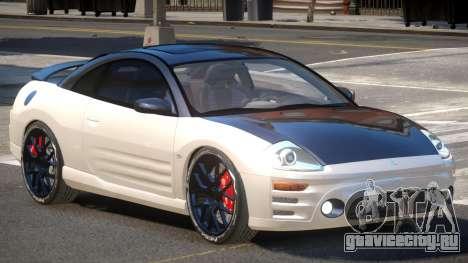 Mitsubishi Eclipse GTS V1 для GTA 4