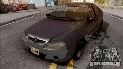 Proton Gen-2 Basic Spec для GTA San Andreas