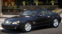 Mercedes Benz SL65 Y07 для GTA 4
