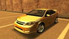 Chevrolet Cobalt SS Yellow для GTA San Andreas