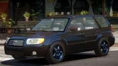 Subaru Forester V1.1 для GTA 4