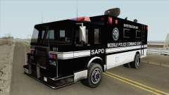 SAPD Mobile Police Base для GTA San Andreas