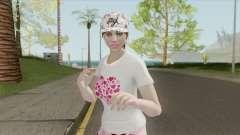 GTA Online Skin Random Female V2 для GTA San Andreas