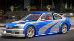 BMW M3 NFS MW
