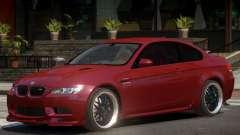 BMW M3 E92 Custom для GTA 4