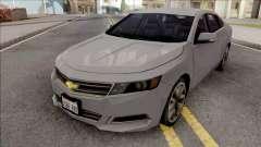 Chevrolet Impala 2018 Grey