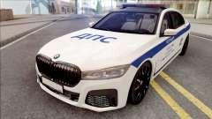 BMW M760Li 2019 ДПС