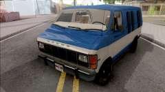 Dodge Ram Van 1989