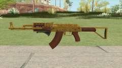 Assault Rifle GTA V Grip (Default Clip) для GTA San Andreas