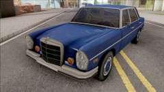 Mercedes-Benz 300 SEL W109 1965 для GTA San Andreas