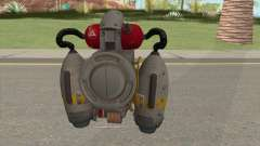 Jetpack (Fortnite) HQ для GTA San Andreas