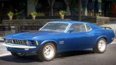 Ford Mustang BB Stock для GTA 4
